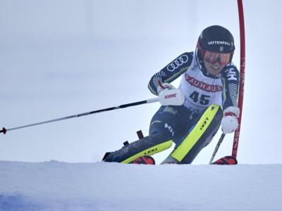 Sci alpino, Mondiali Juniores 2020: Sara Rask comanda la prima manche del gigante femminile, lontane le italiane