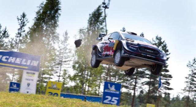 Rally, emessa la prima bozza di calendario del Mondiale 2021