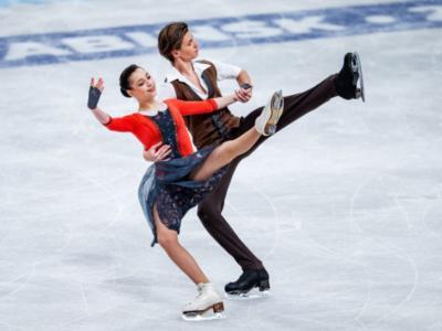 Pattinaggio di figura, Shanaeva-Naryzhnyy al comando dopo la rhythm dance ai Mondiali 2020 di Tallinn, Portesi Peroni-Chrastecky si qualificano per il libero