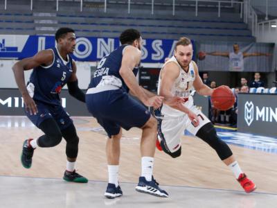 Basket: Venezia espugna Brescia e va ai quarti in EuroCup 2020