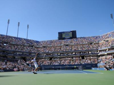Tennis, cambio di manto per lo US Open: si passerà al Laykold