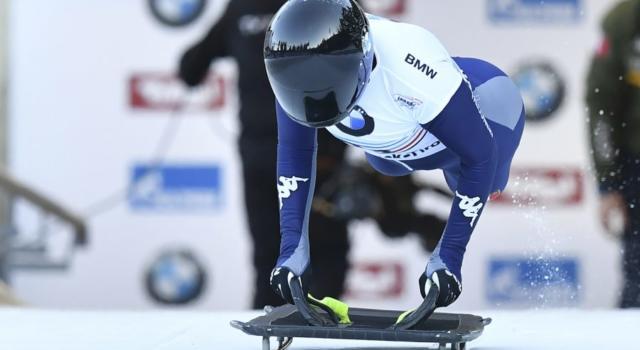 Skeleton, una magnifica Valentina Margaglio manca il podio per 4 centesimi in Coppa del Mondo a Igls