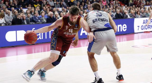 Brescia-Venezia in tv oggi: orario, programma, streaming EuroCup basket 2020