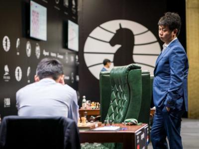 Scacchi, Torneo dei Candidati 2020: Nepomniachtchi-Wang Hao, sfida tra leader nel quinto turno. Caruana, c'è l'ostacolo Giri