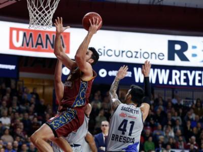 LIVE Brescia-Venezia 88-93, Eurocup basket 2020 in DIRETTA: la Reyer vince il derby e si qualifica per i quarti di finale