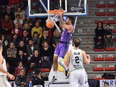 Basket, Champions League 2020: Sassari cade in gara-1. Burgos espugna la Sardegna ed ora può chiudere la serie