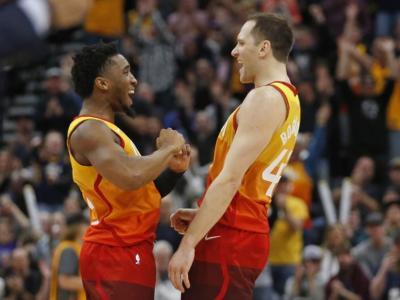 NBA 2020, i risultati della notte (8 Marzo): vincono gli Utah Jazz, sconfitte per Houston, Philadelphia e Denver