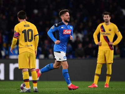 DIRETTA Barcellona-Napoli, LIVE Champions League: orario, tv, programma, streaming