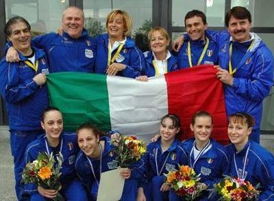 """Ginnastica artistica, le eroine di Volos 2006: Italia Campionessa d'Europa, le """"mamme delle Fate"""" che firmarono l'impresa"""
