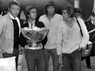 L'Italia è grande: Nicola Pietrangeli, il Re Sole di Parigi. I trionfi al Roland Garros e la Coppa Davis da capitano