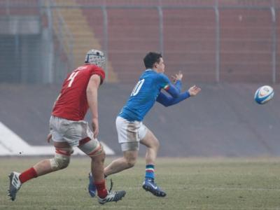"""Rugby, Paolo Garbisi al debutto in Nazionale: """"Sta succedendo tutto molto, molto in fretta"""""""