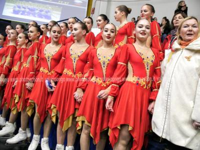 Pattinaggio sincronizzato, il Team russo Junost si impone dopo lo short ai Mondiali Junior 2020 di Nottingham, seguono le Crystal Ice
