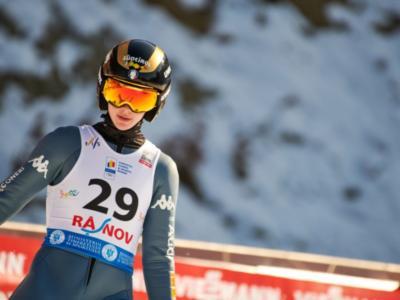 Salto con gli sci: Mondiale di Oberstdorf già finito per le sorelle Malsiner. Jessica positiva al Covid-19