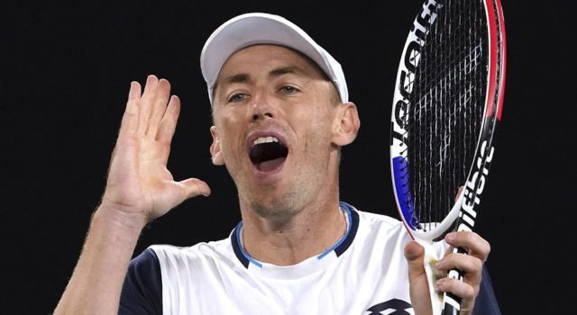 Tennis, ATP Sofia 2020: i risultati dell'8 novembre. John Millman e Radu Albot al secondo turno