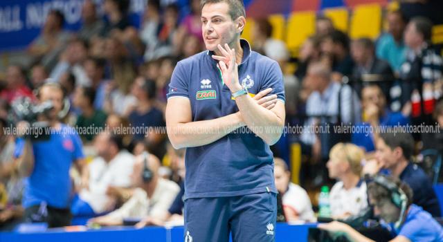 """Volley, Chicco Blengini verso le Olimpiadi: """"Ho scelto equilibrio nei reparti e le esigenze del gruppo"""""""