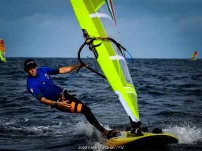"""Mattia Camboni, vela: """"Mi piace molto il campo di regata olimpico, a Tokyo posso giocarmela con tutti"""""""