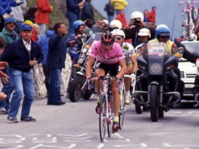Giro d'Italia 1990: il sigillo di Gianni Bugno dopo una corsa dominata
