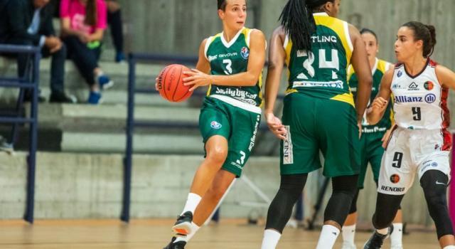 """Francesca Russo, basket femminile: """"European Games indimenticabili. A Palermo in crescendo prima dello stop. L'Italia deve migliorare sullo sport femminile"""""""