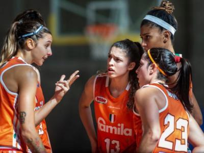 Basket femminile: Serie A1 e A2 2019-2020 dichiarate ufficialmente concluse dalla FIP