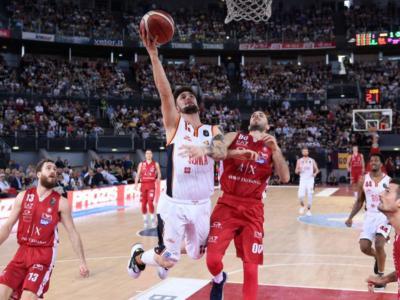 """Tommaso Baldasso, basket: """"Alla Virtus Roma hanno creduto in me e io credo in loro. Ho fame di raggiungere tutti gli obiettivi possibili"""""""