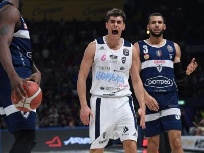 """Alessandro Zanelli, basket: """"Ci siamo fermati quando stavamo crescendo moltissimo. Banks mi ha dato tantissima fiducia"""""""