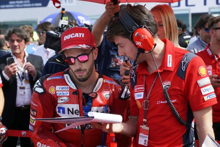 MotoGP |  l'addio di Andrea Dovizioso  O un arrivederci?