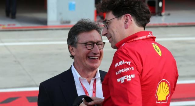 F1, rivoluzione in vista per la Ferrari. L'addio di Camilleri e il rebus Mattia Binotto
