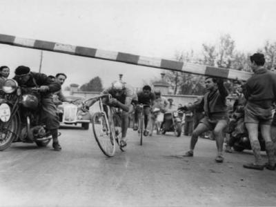 Giro di Lombardia 1950: l'apice della carriera di Renzo Soldani e l'onore di battere Fausto Coppi