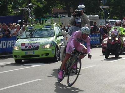 Amstel Gold Race 2005: Danilo Di Luca in trionfo. L'apoteosi del Killer di Spoltore