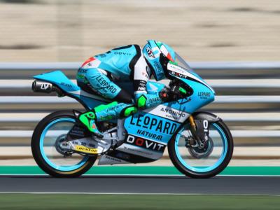 """VIDEO Moto3, Dennis Foggia: """"Questa gara non finiva mai, volevo questa vittoria"""""""