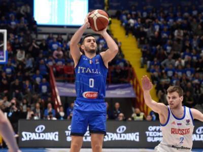 LIVE Italia-Macedonia del Nord, Qualificazioni Europei basket DIRETTA: partita annullata. Covid-19 tra le fila macedoni