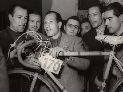 Milano-Sanremo 1950: Gino Bartali in trionfo a 35 anni con un grande arrivo in volata