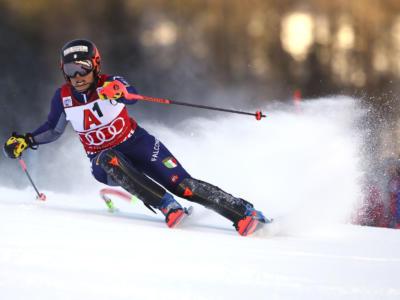 Sci alpino, Federica Brignone si aggiudica il titolo tricolore di slalom a Livigno. Vera Tschurtschenthaler seconda