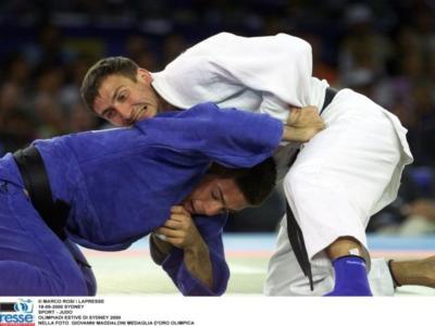 Olimpiadi Sydney 2000: l'epoca d'oro del judo azzurro. Il successo di Pino Maddaloni e ben 4 medaglie complessive