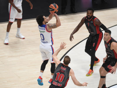 Basket: giocatori di Eurolega contrari alla ripresa della stagione, domani la decisione ufficiale