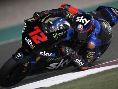 Moto2, GP Europa 2020: trionfa Marco Bezzecchi. Enea Bastianini è 4° e torna in testa al Mondiale