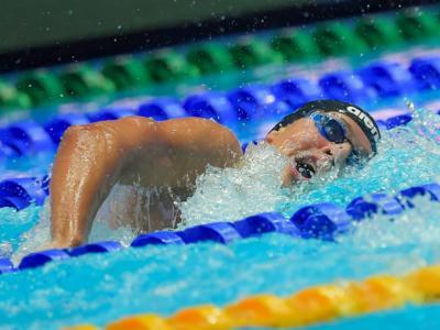 """Nuoto, Marco De Tullio: """"Punto alla finale olimpica nei 400 sl, sogno una medaglia"""""""