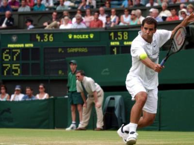 Tennis, Pete Sampras: il Signore di Wimbledon prima dell'avvento di Roger Federer