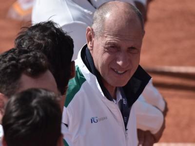 """Tennis, Corrado Barazzutti: """"Berrettini e Sinner vincitori Slam? Loro saranno lì per approfittarne"""""""