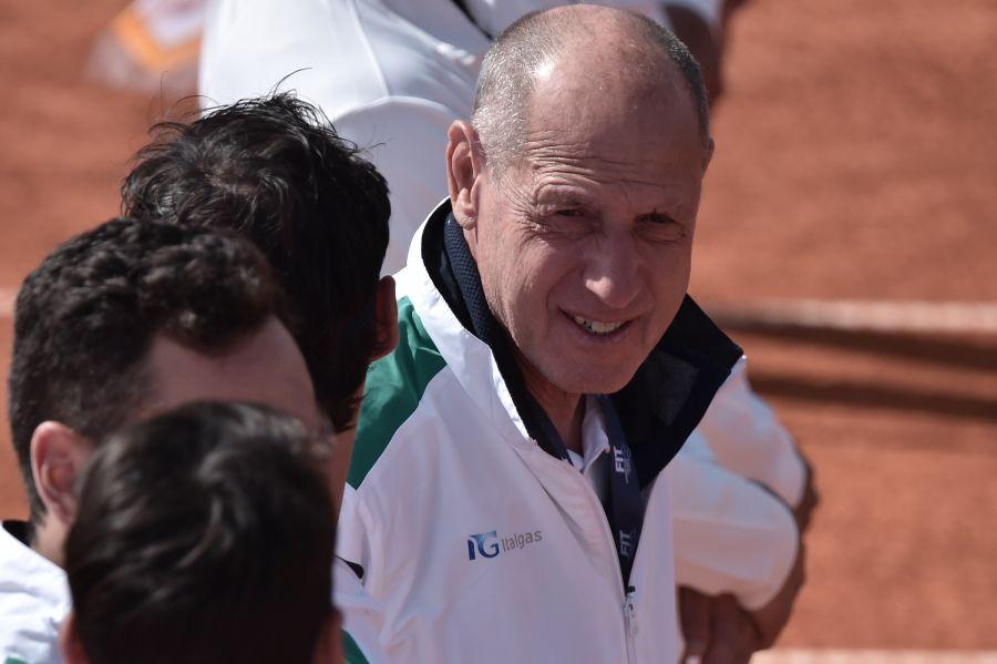 """Tennis, Corrado Barazzutti: """"Filippo Volandri ha una squadra che può vincere la Coppa Davis"""""""