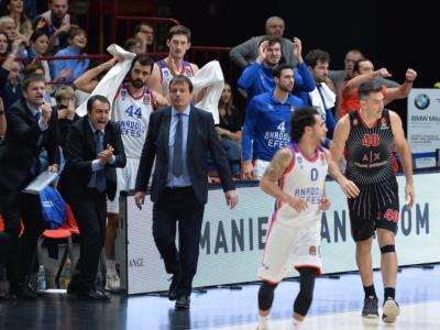 "Basket, Ergin Ataman: ""Possibile Eurolega a luglio e agosto. Non si faranno i playoff"""