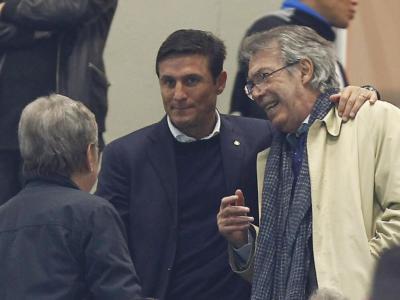 """Calcio, Massimo Moratti: """"Messi non è un sogno proibito. Non so se è obbligatorio finire la Serie A"""""""