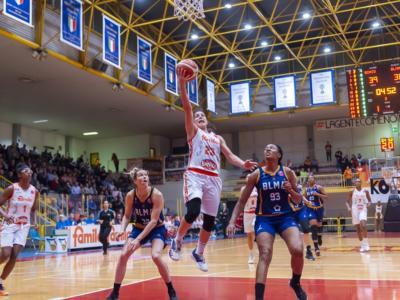 Basket femminile, scudetto non assegnato. Chi disputerà le Coppe europee? Tutte le ipotesi