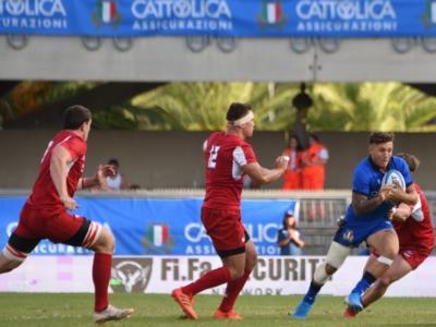 Rugby, i giovani trequarti dell'Italia. Da Minozzi a Mori, ecco il futuro azzurro