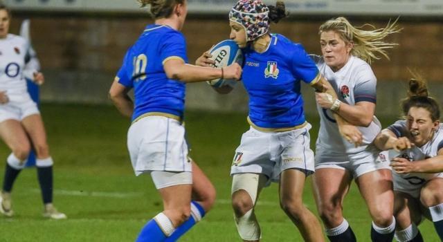 """Rugby femminile: Michela Sillari """"L'Italia cresce, ma ci manca ancora visibilità e siamo dilettanti"""""""