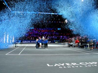 Laver Cup 2021, trionfo dell'Europa: Resto del Mondo battuto 14-1. Festa anche per Berrettini