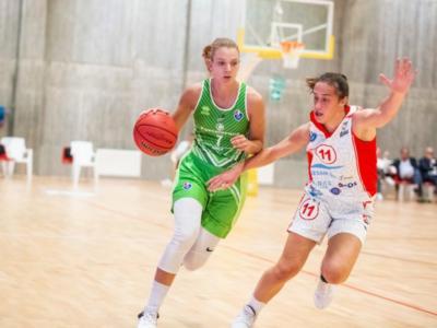 """Martina Kacerik, basket femminile: """"La riabilitazione procede bene. A Ragusa convinta da Recupido. Tra fare 45 punti e farne fare 2 scelgo la seconda"""""""