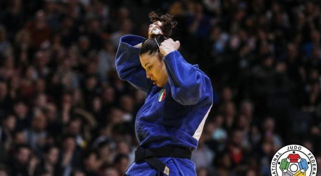 """Alice Bellandi, judo: """"Volevo tutto e subito, ora ho capito che devo crescere. Tokyo nel 2021 un vantaggio"""""""