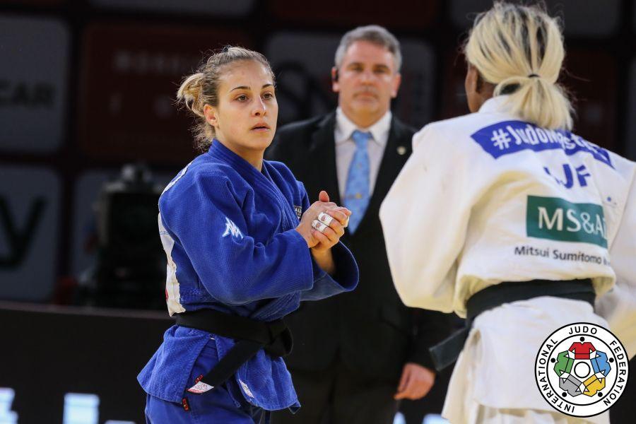 Grand Slam di judo: in gara atleti da tutto il mondo
