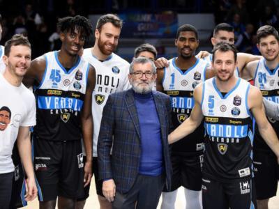 Basket, Serie A 2020-2021: la Vanoli Cremona parteciperà al campionato